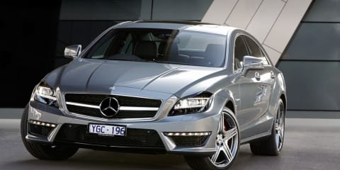2011 Mercedes-Benz CLS Preview