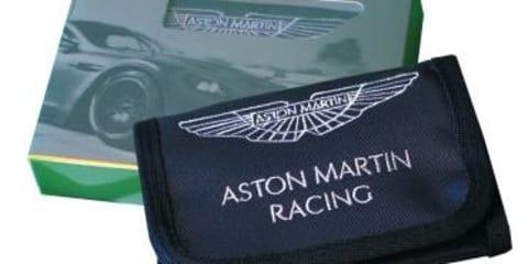 Aston Martin Wallet - Prize Giveaway