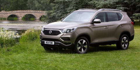 2019 Ssangyong Rexton pricing and specs