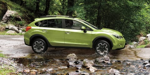 2015 Subaru XV prices down, new infotainment systems added