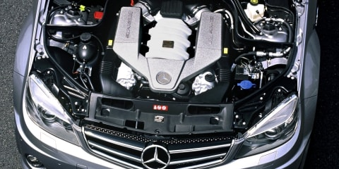 Naturally aspirated V8s out, turbos in at Mercedes by 2011