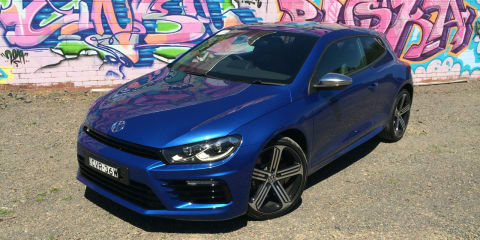 2015 Volkswagen Scirocco R Review