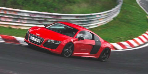Audi R8 e-tron production back on track