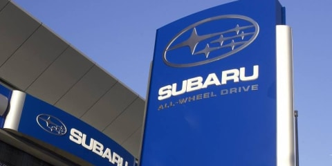 Subaru to launch new slogan at LA show: Confidence in Motion