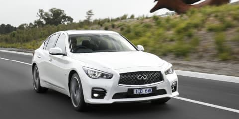 2015 Infiniti Q50 2.0T : Pricing and specifications