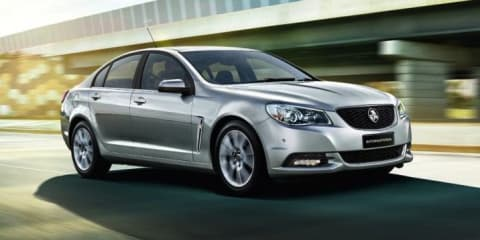 Holden Commodore International special edition celebrates 35 years