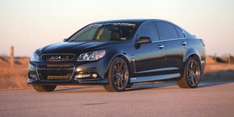 Hennessey HPE1000 Chevrolet SS : Tuned Commodore gets 746kW twin-turbo 7.0L V8