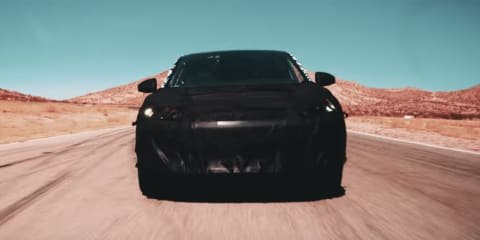 Faraday Future teases EV SUV ahead of CES 2017 debut