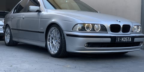 1999 BMW 528i review