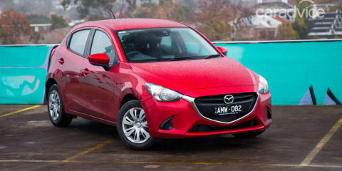 Mazda 2 recalled for parking brake fix