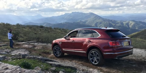 2017 Bentley Bentayga Diesel review
