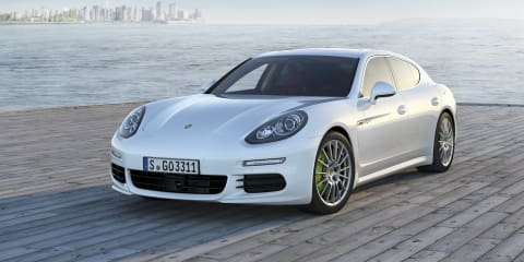 2013 Porsche Panamera: long wheelbase and plug-in hybrid debut