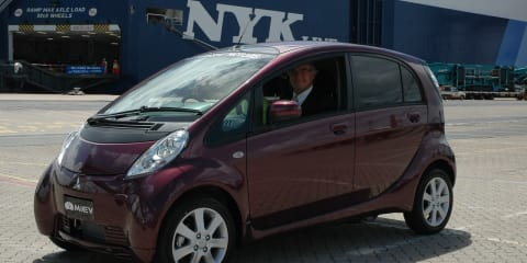 Japanese Electric Cars to set standard for recharging technology
