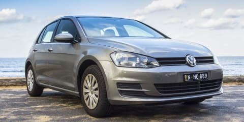 Volkswagen Golf 90TSI Review : Long-term report one
