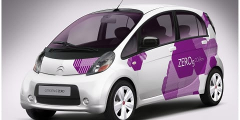 Citroen C-Zero EV due for UK launch late 2010