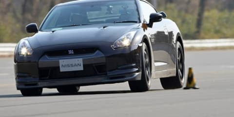 New variants for Nissan GT-R?