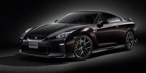 Nissan GT-R: Naomi Osaka special revealed for Japan