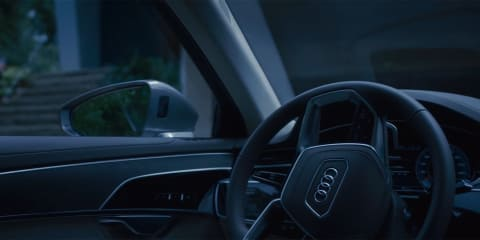 2018 Audi A8 interior and exterior teased in video