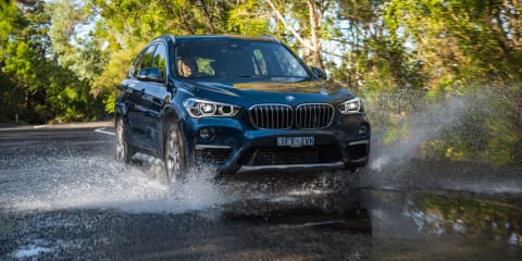 2016-17 BMW X1 recalled for airbag fix