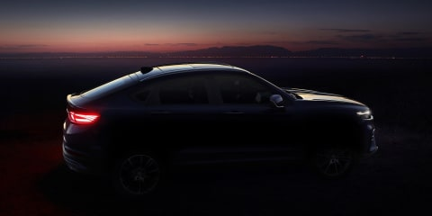 Geely FY11 'coupe SUV' teased