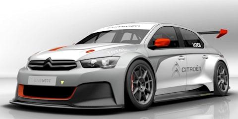 Citroen C-Elysee WTCC racer revealed