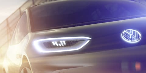 Volkswagen teases 'revolutionary' EV concept ahead of Paris debut