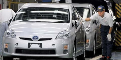 Hybrid vehicles to cause rare metal shortage - report