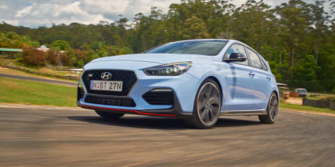 2018 Hyundai i30 N track review