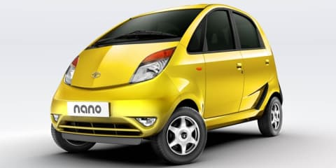India's small car market booming