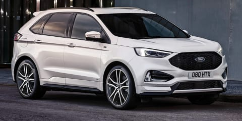 Ford Endura ST-Line confirmed for Australia