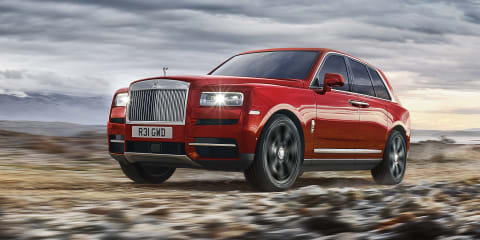 Rolls-Royce struggling to meet demand for Cullinan