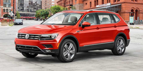 2018 Volkswagen Tiguan Allspace will have an 'expansive model range'