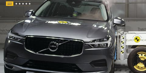 2018 Volvo XC60 gets five-star ANCAP rating