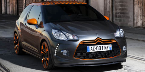 Citroen DS3 Racing back on the table for Australia