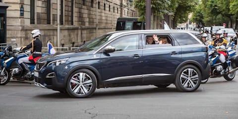 2018 Peugeot 5008 gets bulletproof armour