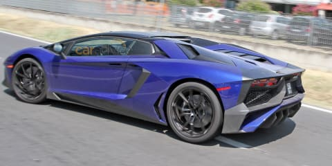 Lamborghini Aventador SV Roadster confirmed for Pebble Beach
