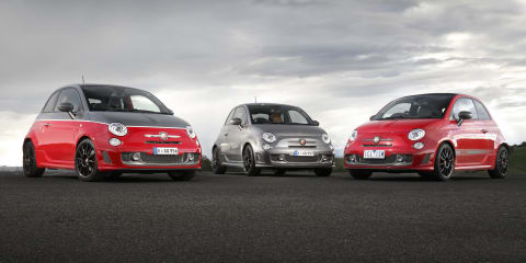 2016 Fiat Abarth:: new 500-based entry-point due mid year
