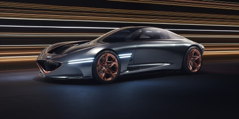 Genesis Essentia concept could enter production by 2021/2022