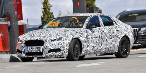 2015 Jaguar XF to debut in New York in April - report