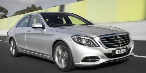 Mercedes-Benz S300 BlueTEC Hybrid Review