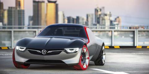 Opel GT concept previews rear-wheel-drive baby coupe, Geneva show premiere