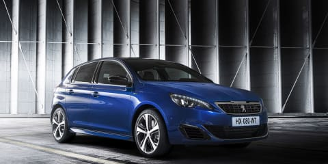 Peugeot 308 GT warm hatch and wagon revealed
