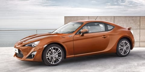 2012 Toyota 86: image gallery