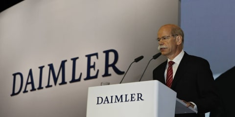 Dieter Zetsche wants Mercedes-Benz to be 'efficiency world champions'