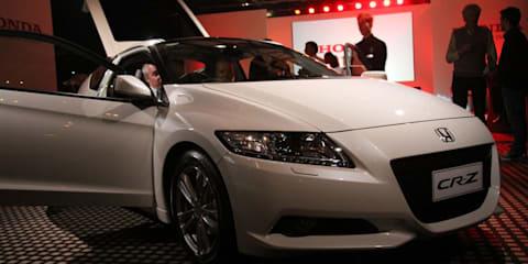 Honda CR-Z & U3-X Mobility unveiling