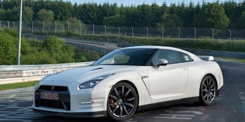 2012 Nissan GT-R clocks 0-100km/h in three seconds