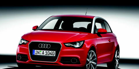 2010 Audi A1 begins production in Brussels