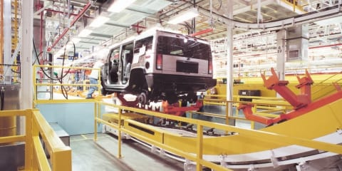 GM to sell Hummer to Chinese company
