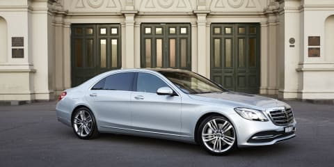 2018 Mercedes-Benz S-Class pricing and specs