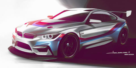 BMW M4 GT4 will go racing in 2018